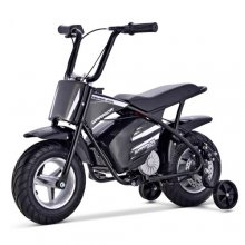 Kids 24v Off-Road Mini Ride-on Training Dirt Bike