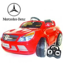6v Mercedes Benz AMG SL65 Red Kids Electric Car