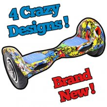 Crazy Design Hover Board Swegway Kids Scooter