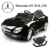 Kids 6V Licensed Mercedes SLK 350 Ride-on Car with Remote