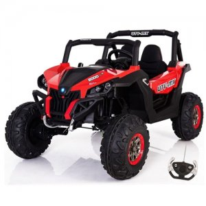 Kids 24v UTV 2 Seat Electric 2WD Off Roader Jeep wit Suspension