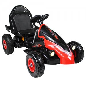 12v Kids Formula Racing Electric Ride On Kart