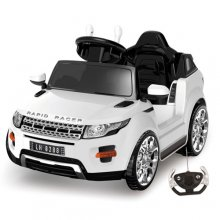 6v Battery Powered Sit-In Micro Evoque Style Jeep with Remote