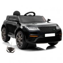 HSE Velar Style Kids 12v Black Ride On Jeep