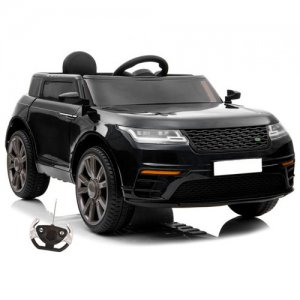 HSE Velar Style Kids 12v Black Ride On Jeep with Remote