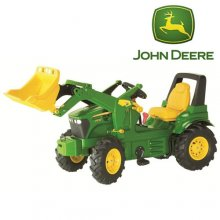 John Deere 7930 Geared Pedal Tractor with Pneumatic Tyres