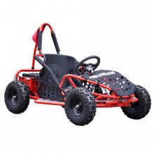 1000w Racing Red Off Road 48v Buggy