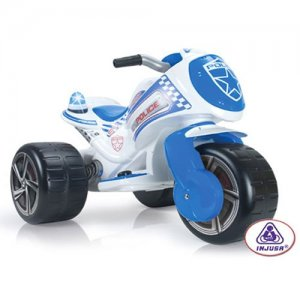 Kids 6v Police Motorbike Fun Ride On