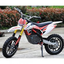 Kids 36v Sports Electric Ride On Racing Dirt Bike