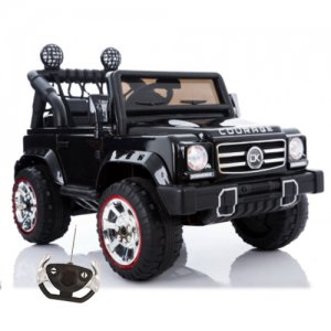 Kids Defender Style Off Road 12v Safari Jeep with Remote