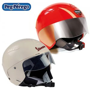 Official Peg Perego Ride On Kids Safety Helmet