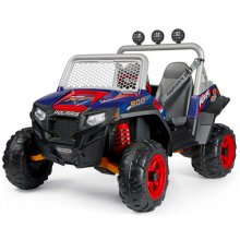 Kids Polaris RZR 900 24v Two Seater Peg Perego Jeep