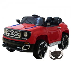 12v Lawn Rover 2 Seat Sit-On Electric Twin Speed Jeep