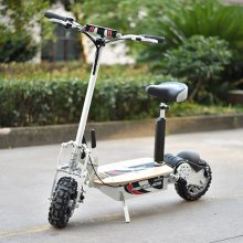 Cobra Electric 48v Sports 1000W Scooter with Seat