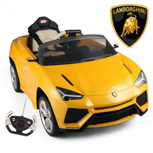 Official Lamborghini Urus 4x4 12v Kids Ride On Jeep