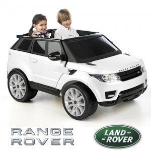 Licensed Feber Luxury Range Rover Sport 12v Kids Electric Jeep