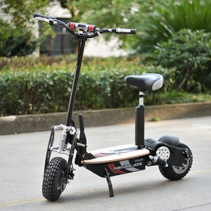 Mamba 1000W 36v Teen Sports Sit On Electric Scooter