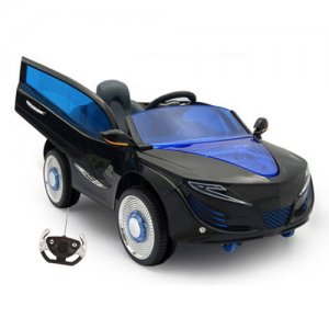 Kids Futuristic Muscle Car Style 12v Electric Ride On Toy