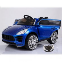 porsche cayenne style 12v kids electric jeep with doors