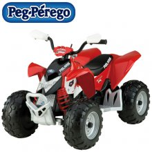 Peg Perego Kids Electric 12V Outlaw Quad