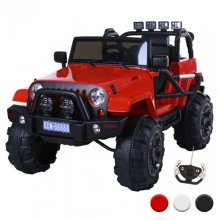 Wrangler Dune Jeep Style 12v Kids Ride On 4x4