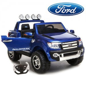 Special Edition Official Blue Ford Ranger 12v Ride On Jeep
