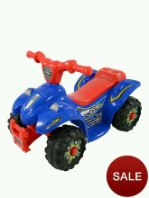 6V Pre-School Ride-on Quad Bike