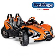 12v Peg Perego 2 Child Seat Sling-Shot Speedster