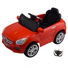 6v Sports Coupe Kids Electric Ride On with Remote