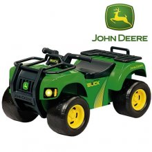 John Deere Sit and Scoot Kids Quad Bike