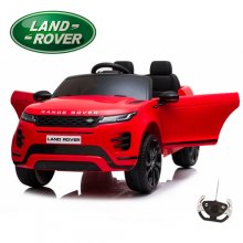 Red 12V Official 2 Seat Range Rover Evoque Compact Ride On Car