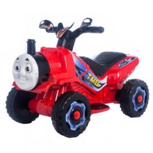 6v Thomas & Friends Style Ride on Tank Engine Quad Bike