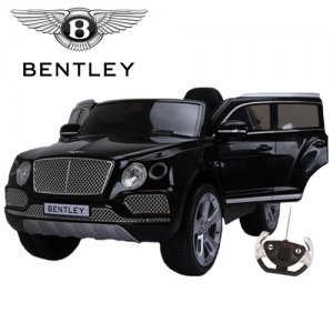 12v Licensed Bentley Bentayga SUV Kids Ride On Jeep