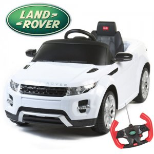 Official Range Rover Evoque 6v Kids Car with Remote