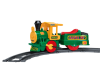 6v Peg Perego Toddlers Sit-on Battery Powered Train Set