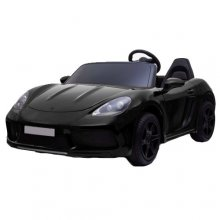 Black High Speed 2 Seater 24v Kids Oversize Electric Car