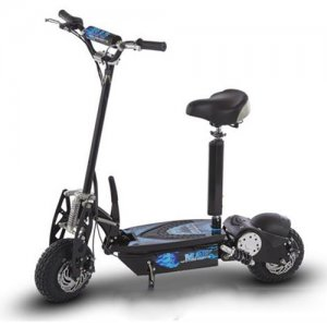 Teens 1000w Super Speed 36v Sit Down Scooter Ride On