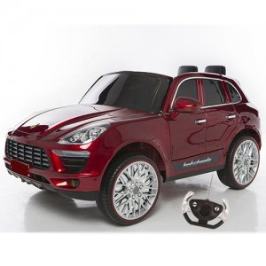 Porsche Macan Style Kids 12v SUV Ride On Jeep