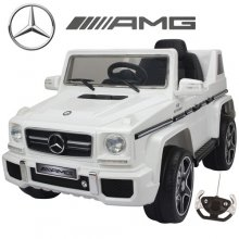 Kids Sporty Mercedes 12v G63 Jeep Ride On