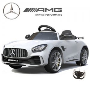 Licensed Mercedes AMG GT R Kids 12v Ride On Car