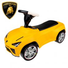 Kids Official Lamborghini Roadster Sit On Toy Car