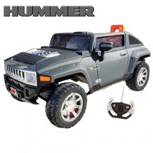12v Large Licensed Ride-On Hummer HX Jeep with Remote