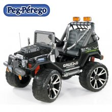 Peg Perego Ultimate Off Road Two Seater 24v Gaucho Kids Jeep