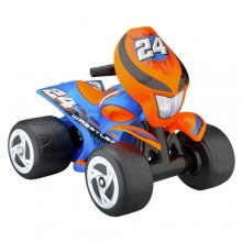 Injusa Wrestler 6v Toddlers Ride On Quad Bike