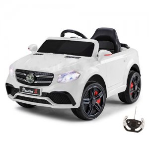 Kids 12v Mercedes GLC Style Electric Jeep with Remote