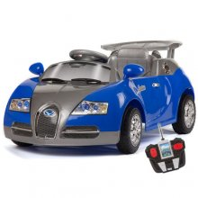 6v Bugatti Veyron Inspired Kids Electric Car