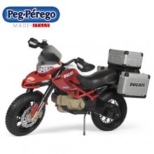 Kids Off Road Style Ducati Touring 12v Motorbike