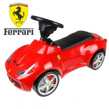 Kids Licensed Ferrari 458 Sit On Toy Car