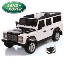 Licensed Land Rover Defender Kids 12v Electric 4x4 Jeep
