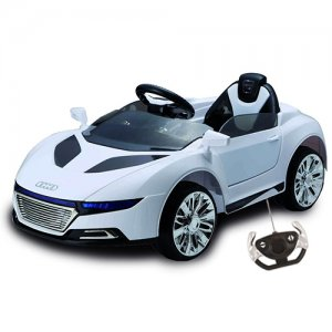 Kids 12v Audi Concept Style Electric Ride On Sports Car